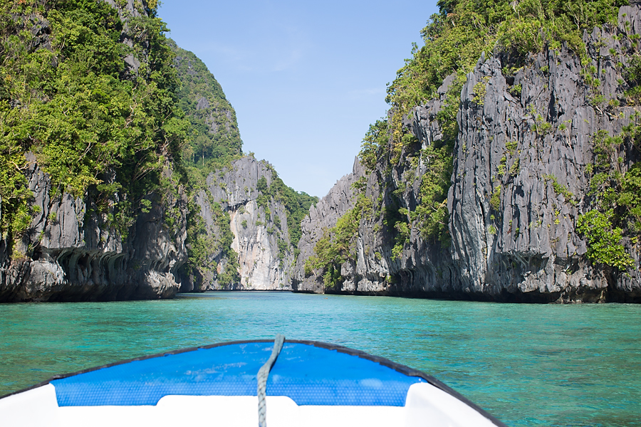 Palawan - philippines - Lagoon